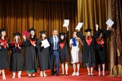 Церемонія вручення дипломів магістрам факультету психології 2019_6