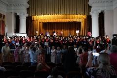 Церемонія вручення дипломів магістрам факультету психології 2019_9