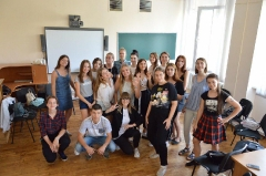 Урочиста посвята у студенти факультету Психології 2019_3