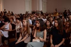 Урочиста посвята у студенти факультету Психології 2019