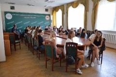 Урочиста посвята у студенти факультету Психології 2019_7